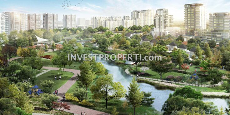 NavaPark BSD City Garden
