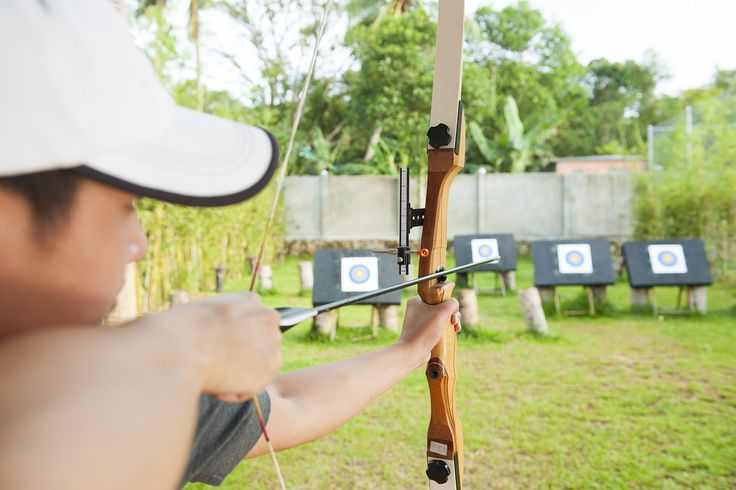 At Famiana Resort and Spa, you could try a thrilling experience of aiming an arrow straight to the bull's eye. It's a great activity to release some tension and feel relaxed. The first 10 arrows are on the house!