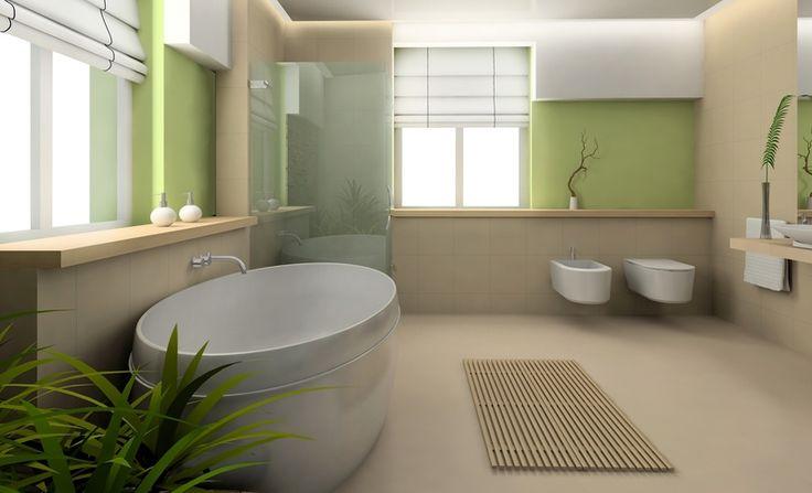 salle-de-bains-zen (799×486)   design   pinterest