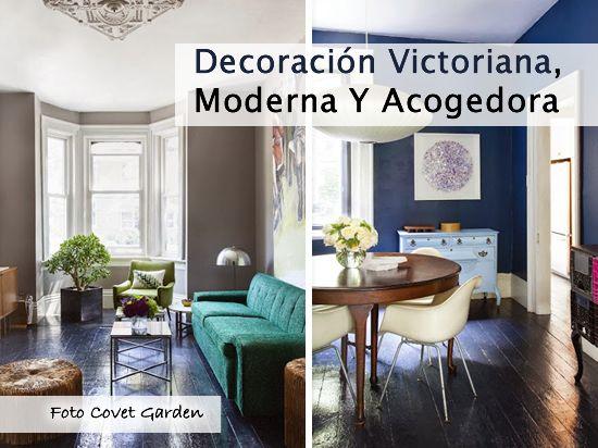 decoracion victoriana moderna - Buscar con Google