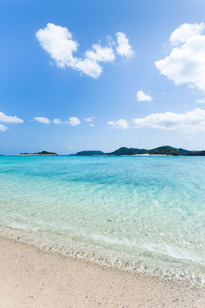 Zamami Island, Zamami-son, Okinawa Prefecture_ Japan