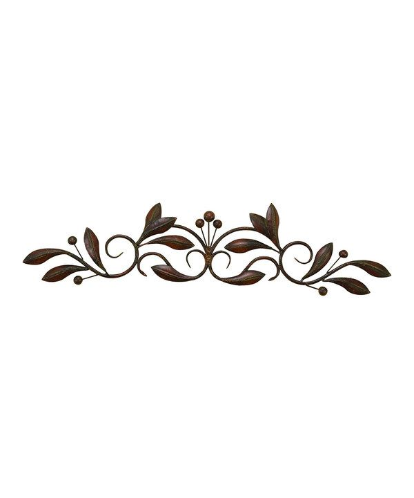 Take a look at this Metal Leaves Wall Art on zulily today!