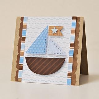 Baby Boy Boat