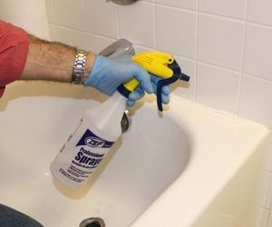 Tip for Smoothing Silicone Caulk | Caulking tips, Bathroom ...