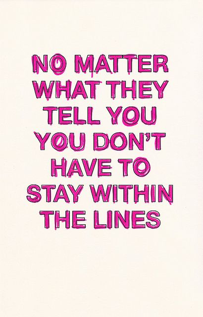 No matter what they tell you...