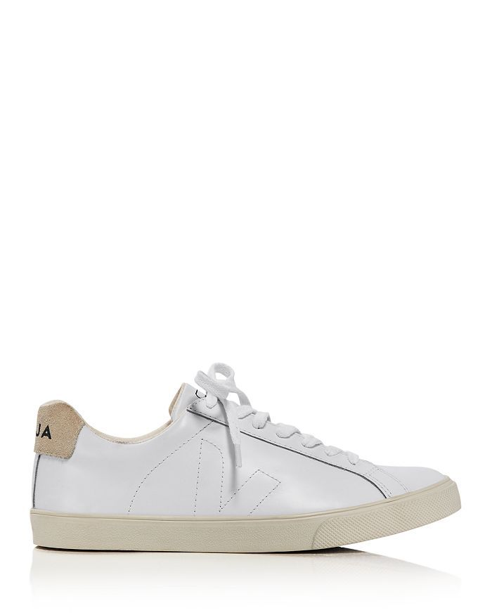 VEJA Esplar Low-Top Leather Sneakers