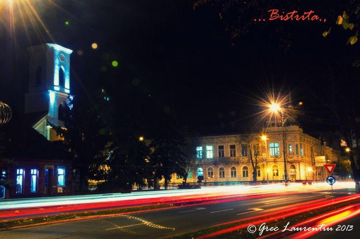 BISTRITA  Night