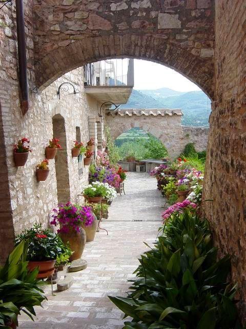 Formosa Casa: Itália E Seus Encantos!