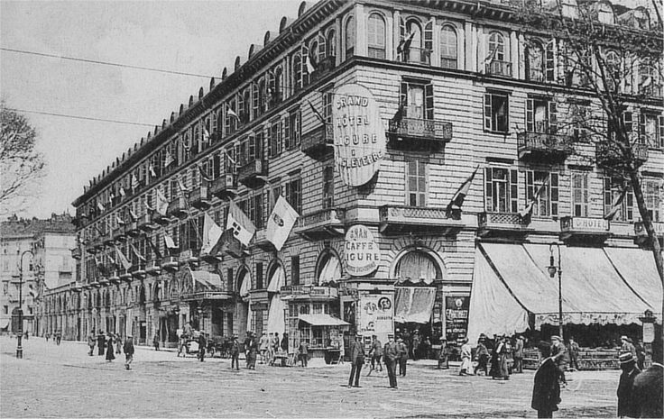 hotel ligure Torino