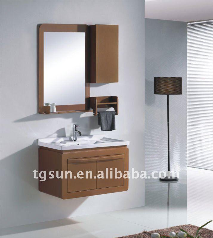Nuevo peque o cuarto de ba o vanidad muebles d063 for Muebles cuarto bano