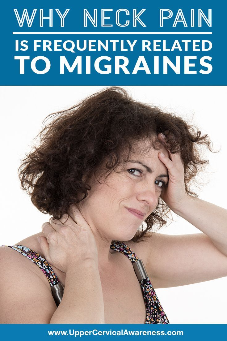 Can neck problems cause headaches and nausea