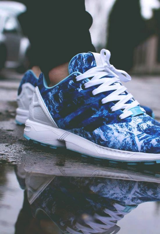 adidas Originals zx Flux Glacier