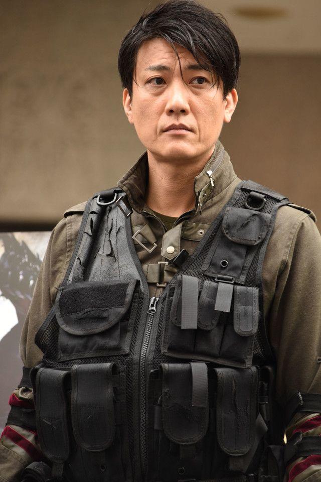 俊藤光利 - 「仮面ライダーアマゾンズ」駆除班が新宿に出動 ...