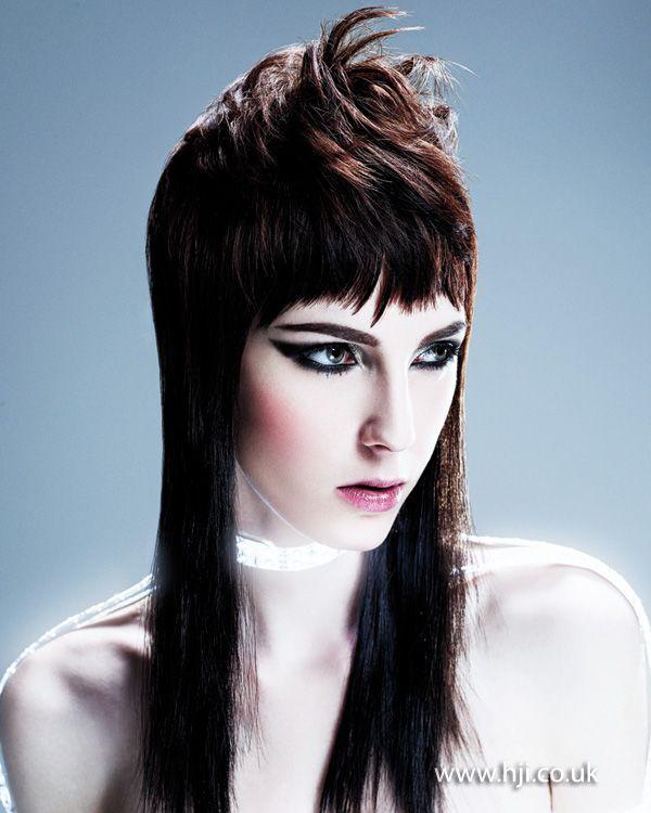 2013 Long Mullet Style Hair Hair Pinterest