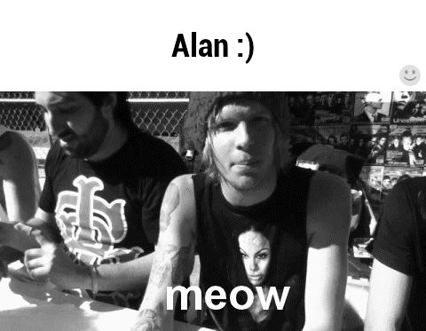 Gosh Alan you're so dodjsoksjsjdmdhdjrndndyx