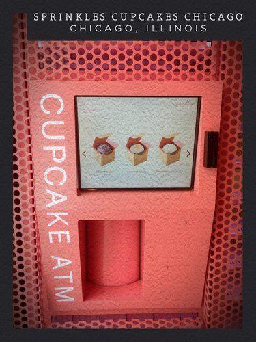 Sprinkles Cupcakes Chicago, Chicago, Illinois, United States