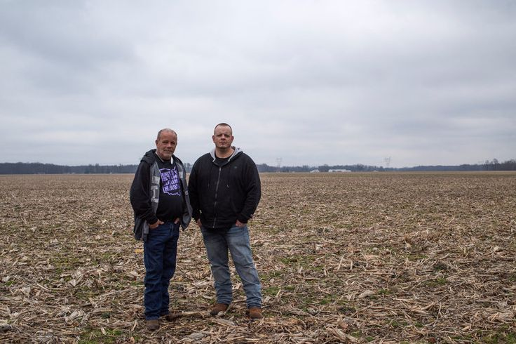 2 of a Farmer's 3 Children Overdosed. What of the Third — and the Land? - The New York Times