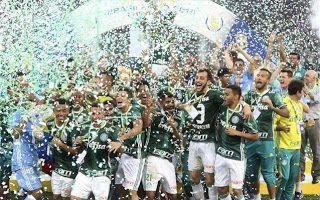 Ο ΚΟΣΜΟΣ ΤΩΝ ΣΠΟΡ: Βραζιλία: «Κάηκε» το Σάο Πάολο για το πρωτάθλημα τ...