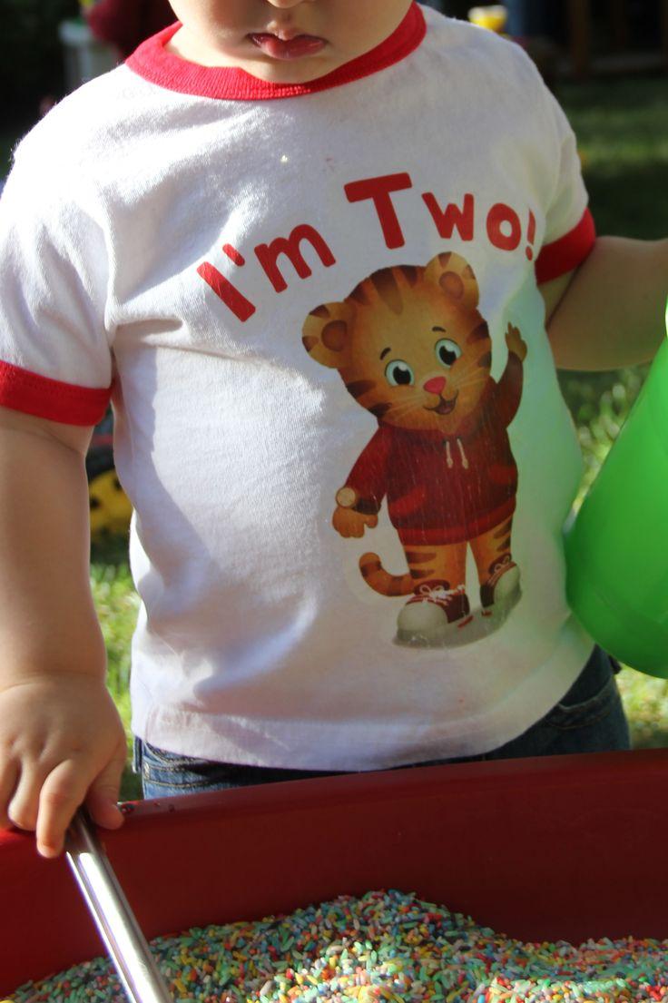 Daniel Tiger Shirt