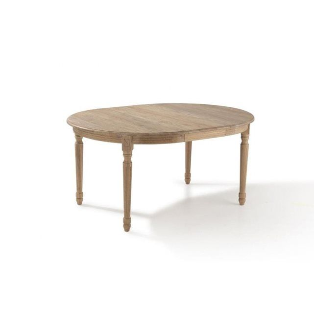 17 meilleures id es propos de table ronde extensible sur for Table extensible 120 240 cm allonge integree