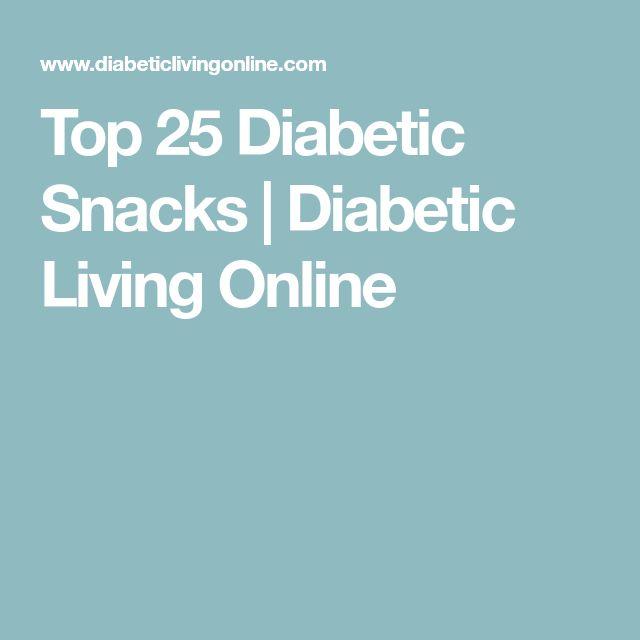 Top 25 Diabetic Snacks | Diabetic Living Online