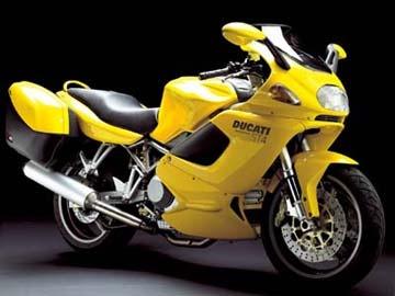 My 1999 Ducati ST4