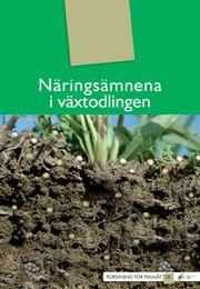 Beskrivning: Man kan påverka växtodlingens lönsamhet genom att effektivt utnyttja växtnäringsämnena. Ju bättre växtbeståndet utnyttjar näringsämnena, desto bättre blir det ekonomiska resultatet för växtodlingen. Samtidigt går mindre näringsämnen till spillo eller utlakas i vattendrag. Genom rätt tidsmässig anpassning kan näringsämnena styras till det tillväxtstadium som är viktigt med tanke på växtens utveckling och skördepotentialen.