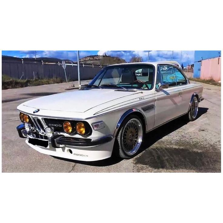 E9 Foto: An den jeweiligen Besitzer # KlasickFtm3nt #BMW #BayerischeMotorenWerke #UltimateDrivingMachine #bmwclassic # e9