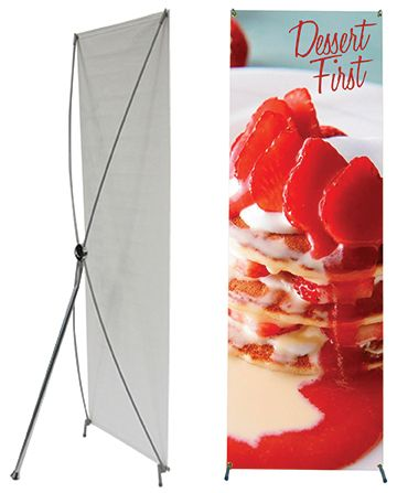 Best Indoor Banner Stands Images On Pinterest - Vinyl banners stands
