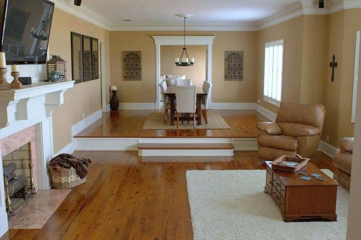 Image result for sunken living room | Sunken living room ...