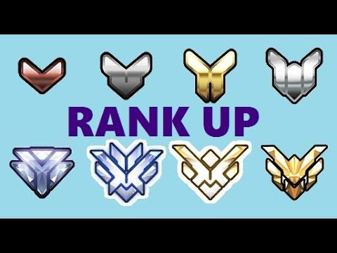 How To Rank Up In Overwatch - Skill Rating System Explained - http://freetoplaymmorpgs.com/overwatch-online/how-to-rank-up-in-overwatch-skill-rating-system-explained