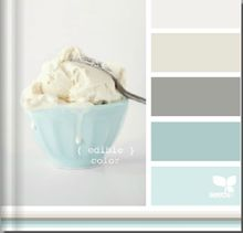 Design Seeds - This website provides the most amazing paint colour inspiration!