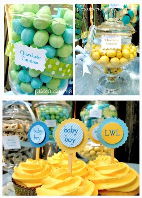 more baby showers