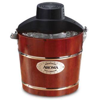 4-Quart Traditional Ice Cream Maker AIC-244