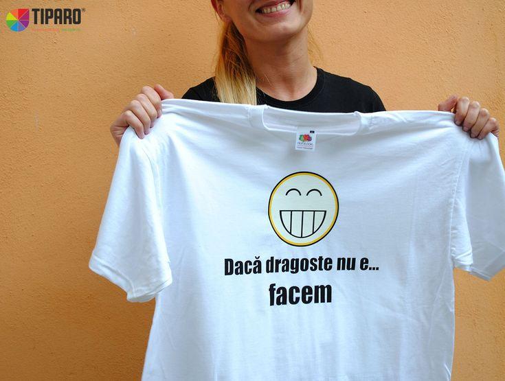 Unde poti purta tricouri personalizate cu mesaje?