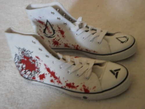 Converse Assasin Creed´s edition. Hell yeah!!!!! i want!!!!!!