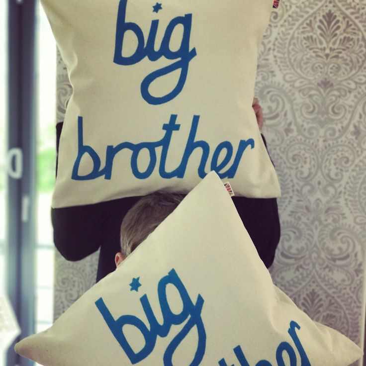 Big brother ! Don't forget the siblings if you are having a new baby!