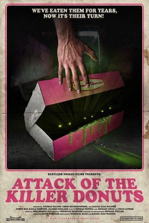Attack of the Killer Donuts - OceanMovies