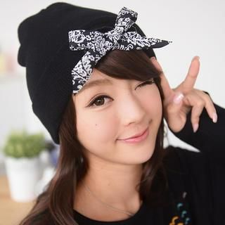 Buy '59 Seconds – Bow Accent Beanie' with Free International Shipping at YesStyle.com. Browse and shop for thousands of Asian fashion items from Hong Kong and more!