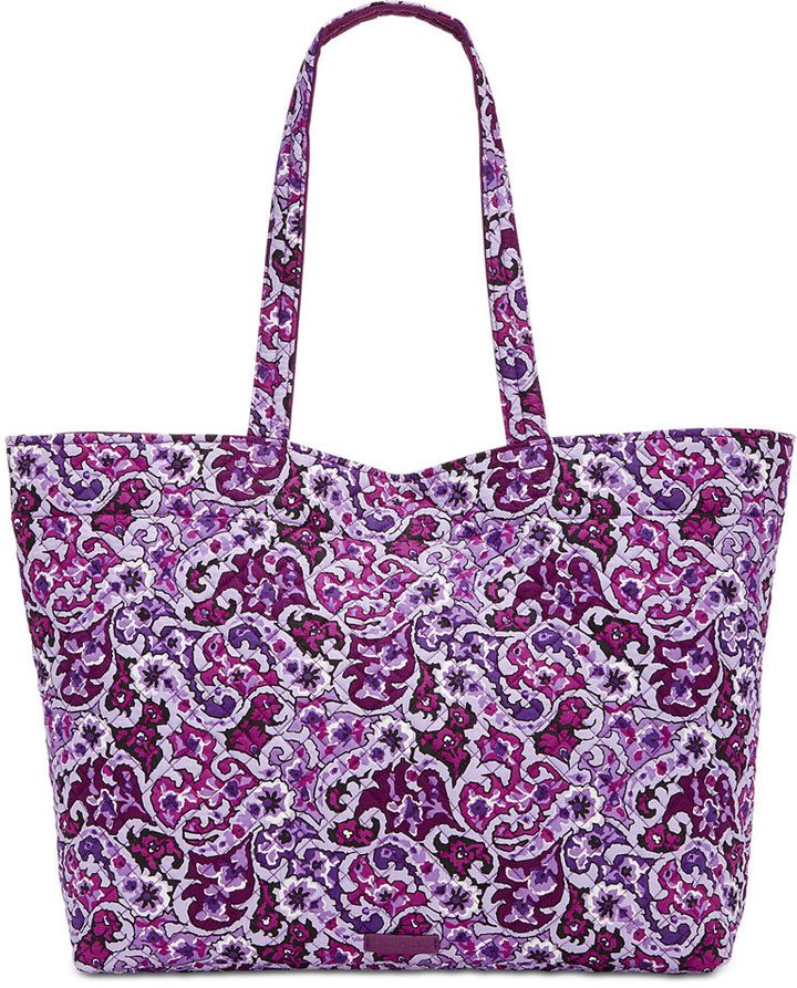 1ce5017d51 Vera Bradley Iconic Grand Extra-Large Tote - Handbags   Accessories - Macy s