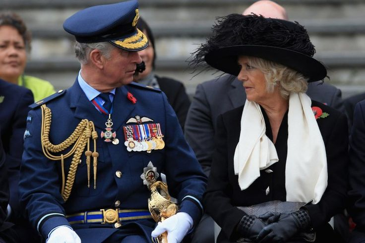 Shock As Royal Website Baldly States Camilla Will Never be Queen Photo (C) GETTY IMAGES