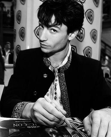 Ezra Miller aka future husband