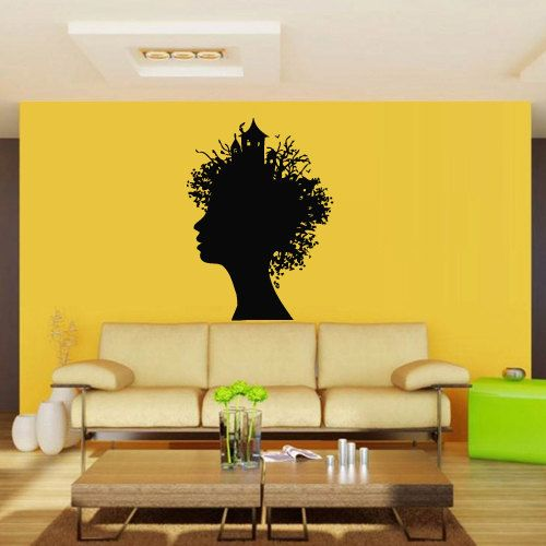 1453 best Wall decor images on Pinterest | Wall decor, Sticker and ...