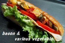 パン屋 ザクロ / 横須賀 パンの店 サンドイッチ,ピザパン,ザクロスペシャルセット,行楽・ドライブに! 朝食・ランチ・おやつ・夜食に! フランス風サンドイッチセットご予約承ります!