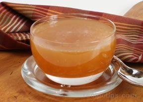Honey Ham Glaze Recipe from RecipeTips.com!