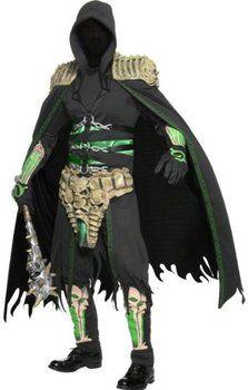 Esconde tu lado más oscuro debajo de este disfraz de Ladrón de almas #SoulReaper http://www.idealo.es/precios/4843760/smiffy-s-soul-reaper-costume.html