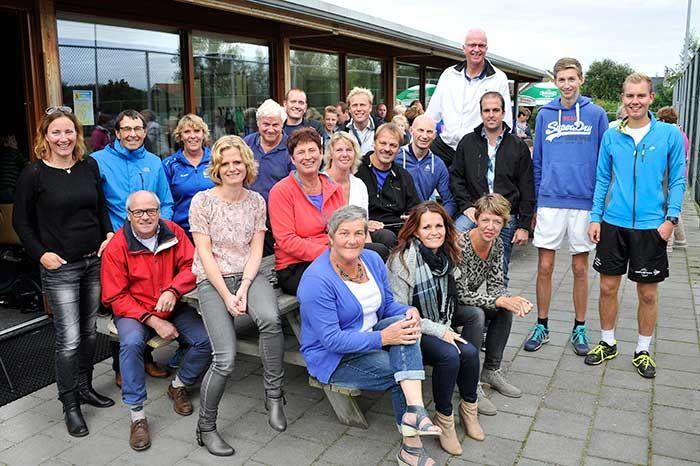 Akkrumer tennissers presteren sterk bij Boarnsterhim Tenniskampioenschappen