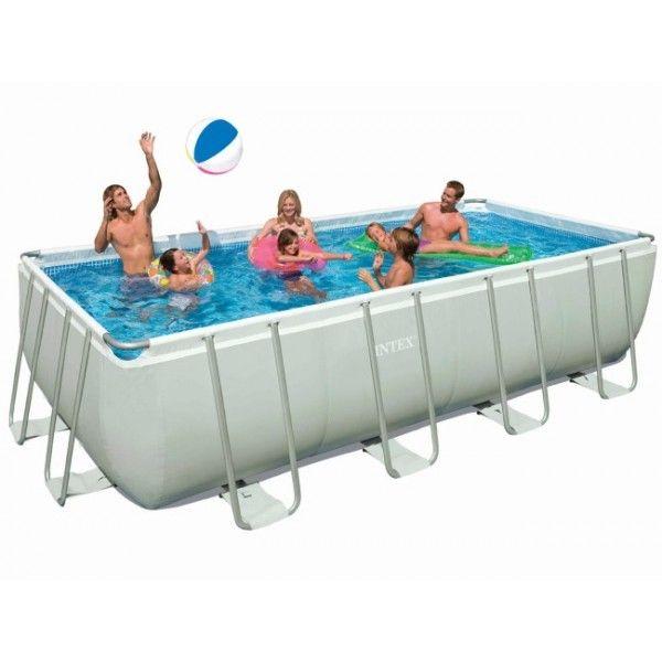 Intex ULTRA frame 32 x 16 Pool - iU32