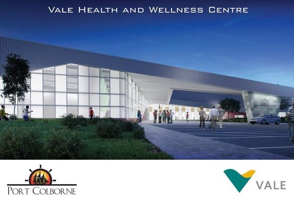 City of Port Colborne • Vale Health and Wellness Centre