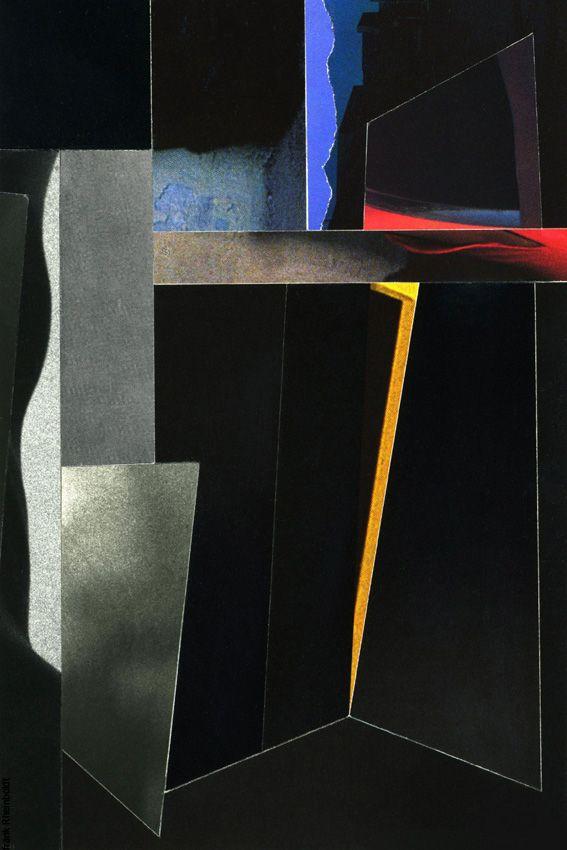 Frank Rheinboldt Collage, 2004